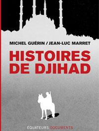 Couverture de Histoires de Djihad