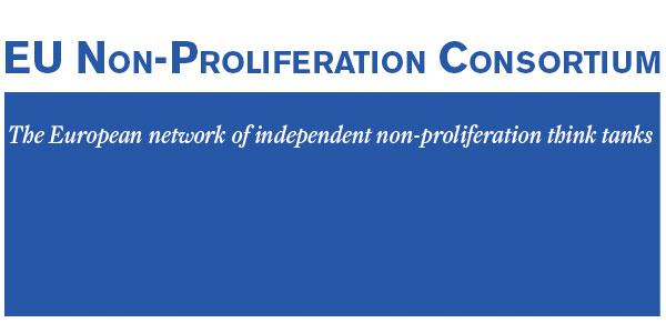 EU Non-Proliferation Consortium